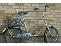Hawk Escort Fold up Bicycle