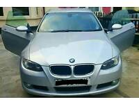 ***MINT CONDITION BMW 3 SERIES COUPE SILVER***