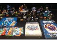Large collection of Skylanders Spyros Adventure