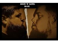 Wanted. Keyboard / backing vocals for Rag'n'bone man tribute show