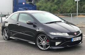 2008 Honda Civic Type R (GT) FN2 3DR Black 2.0 Petrol V-Tech