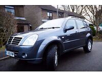 Ssangyong Rexton 2.7L TD S T-tronic Auto AWD 2009