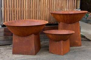 Rustic Fire Pits. Keep warm this winter! Greenvale Hume Area Preview