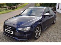 Audi S4 3.0 V6 Quattro Black Edition *Rare Colour* Totally Mint Condition 2013