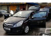 2007 Vauxhall Corsa 1.7 CDTi Design SPARES OR REPAIRS turbo diesel