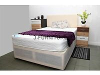 "NEW STOCK! 8.5"" MEDIUM FIRM GOOD QUALITY DEEP QUILR MATTRESS.ALL SIZES AVAILABLE"
