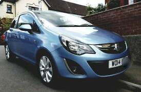 Vauxhall Corsa 2014, immaculate, 28k miles