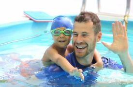 Private Home Visit Swim Lessons London - Baby, Toddler, Child Swimming Straight To Your Door!