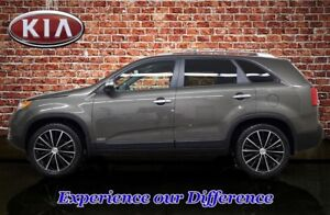 2013 Kia Sorento AWD EX Luxury Edition
