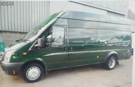 'Van With a Man Glasgow' - Removal Services - 12 Years Experience, Fast, Friendly & Professional