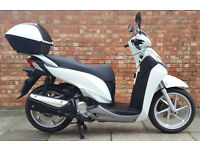 Honda SH 300, Mint condition with ONLY 2797 miles