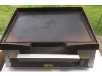 Buffalo Counter Top Electric Catering Griddle - 385x280mm - £100 - Great Condition