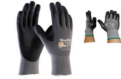 G-tek Maxiflex 34-874 Pip Seamless Knit Nylon Gloves - Choose Size Sm - Xl