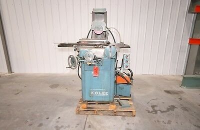 9957 Ko Lee S618ha Surface Grinder