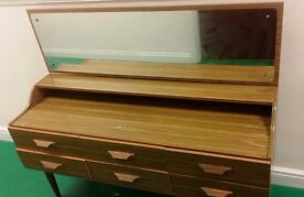 Solid Wood Pine Dressing Table OR Sideboard With Drawers