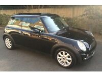 AUTOMATIC 2002 MINI COOPER LOW MILEAGE PANORAMIC ELECTRIC TWIN SUNROOF AIR CONDITIONING AUTO COOPER