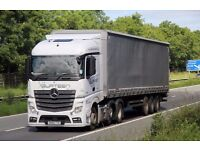 HGV drivers urgently required for National work