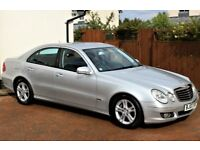 Mercedes E220 Diesel, Very Rare 6 Speed Manual, 73299 Miles, Full Service History, Immaculate Car