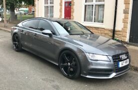 AUDI A7 BLACK EDITION 245 PS
