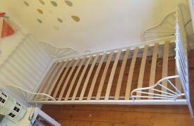 Children's bed (Ikea Minnen)