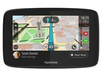 TomTom GO 520 Travel - World Maps & Traffic via Smartphone - Wi-Fi Lifrtime Updt (no offers, please)