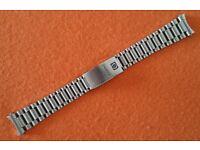 Vintage OMEGA 1450 bracelet Holy Grail Moonwatch