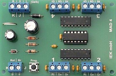 Weichendecoder NRMA DCC Standard digital,  H0 IEK online kaufen