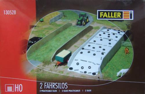 FALLER 130528 Ho 2 Silos # New Original Packaging