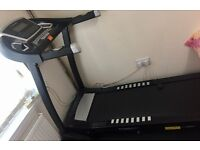 Roger Black Gold Medal Treadmill with Fitness Mat