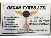 Quality Part worn Tyres at affordable prices