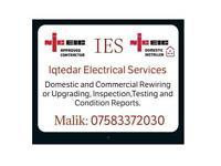 IQTEDAR ELECTRICAL SERVICES