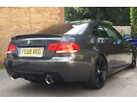 BMW E92 320i M Sport Coupe (not 335)