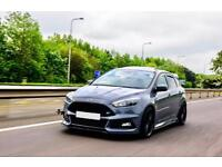 Ford Focus ST 3 with lots of factory extras