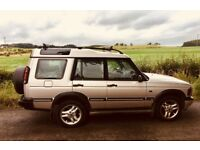 Land Rover Discovery Series 2, V8