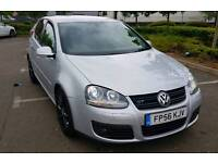 CHEAP VOLKSWAGEN GOLF GT TDI AUTOMATIC DSG PADDLE SHIFT MK5 FOR QUICK SALE
