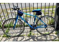 Giant Liv Thrive Womens Flat Bar Road Bike Blue