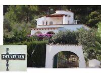 Ocean View Villa in Canyamel, Majorca