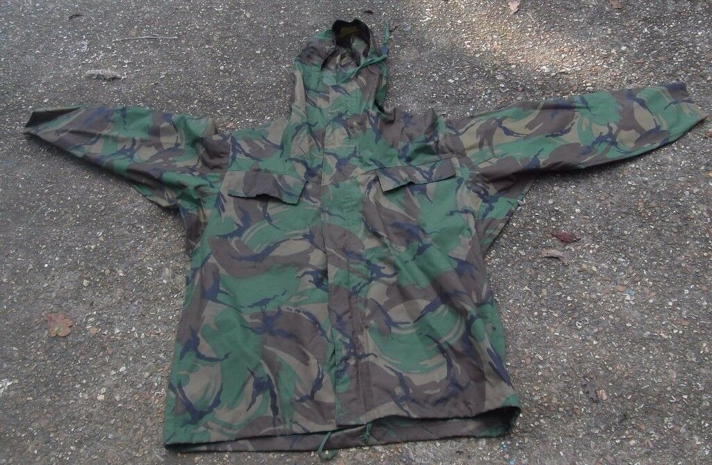 Army Style Waterproof Jacket
