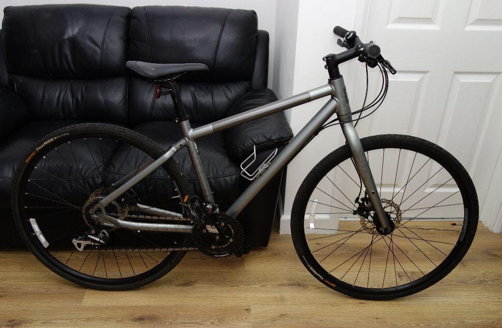 Giant Seek 3 Hybrid Bike Size Medium In Cambridge