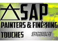 Asap painters & finishing touches