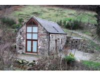 Converted Mill for rent in rural location near Cushnie Alford 8 miles