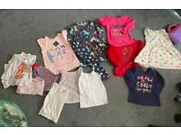 4-5 & 5-6 girls clothing