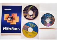 Serif PhotoPlus 6 Photo Editing Program