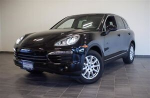 2014 Porsche Cayenne Tip Porsche Approved Certified Pre-Owned*