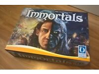 Immortals - Board Game - Queen Games (2017) - 100% complete and in good condition