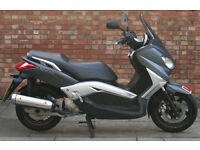 13 Reg Yamaha XMAX 125, Excellent condition with low mileage