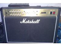 Marshall JVM 205c 50w Valve Amp