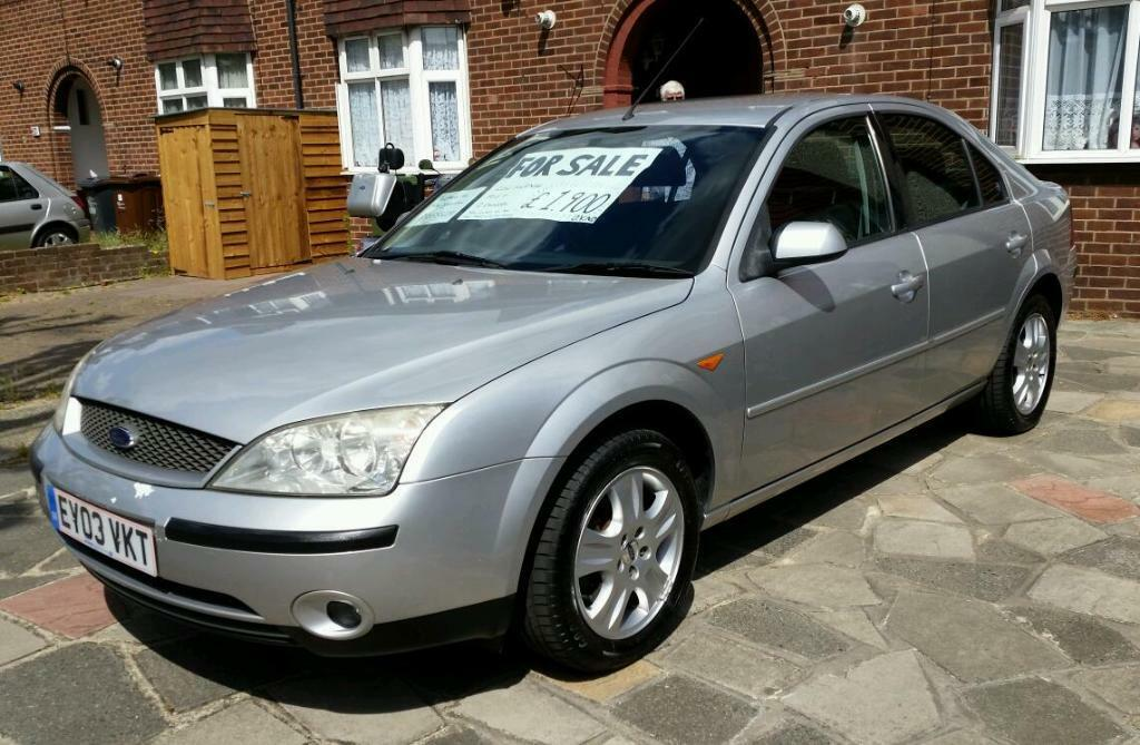 ford mondeo 2003 ghia 2 0 petrol in dagenham london. Black Bedroom Furniture Sets. Home Design Ideas