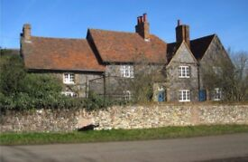 Large, single bedsitter: rural location, own transport essential, reduced rate till end of year