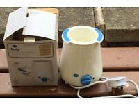 ELECTRIC BABY BOTTLE & FOOD WARMER